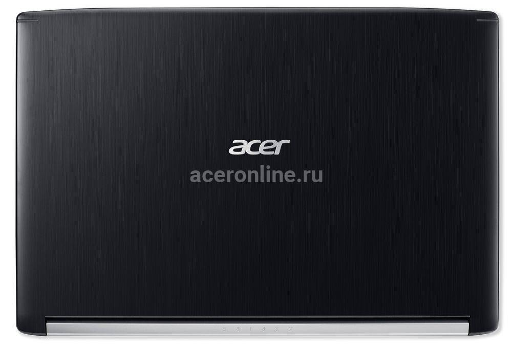 "Ноутбук 17.3"" ASPIRE 7 A717-71G-56CA (NH.GPFER.008) - фото 5"