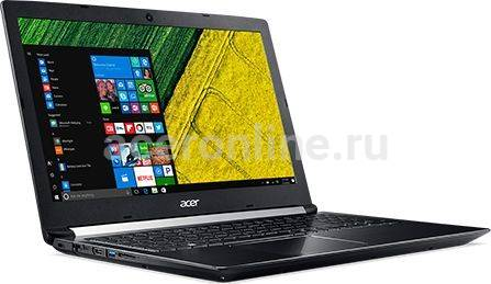 "Ноутбук 17.3"" ASPIRE A717-72G-77AM (NH.GXEER.006) - фото 2"