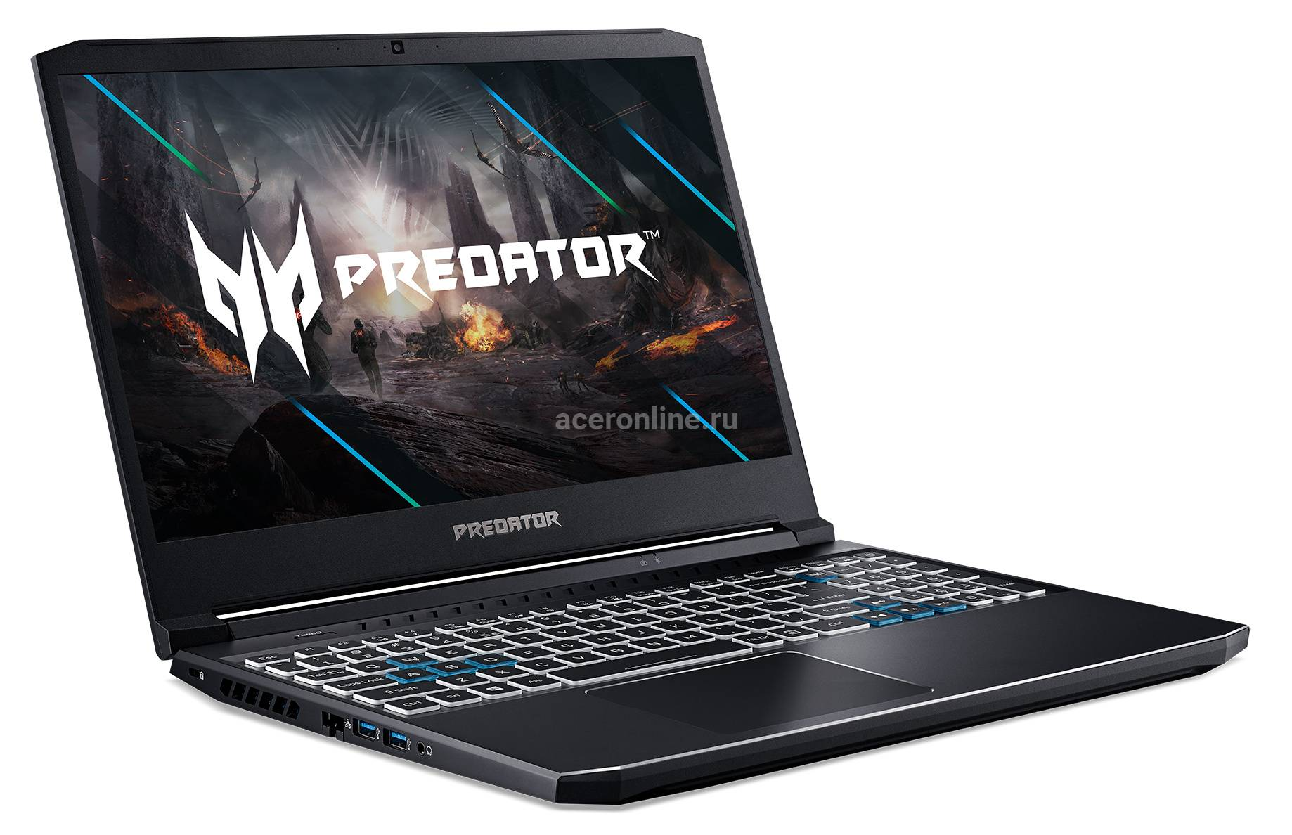 "Ноутбук 15.6"" PREDATOR HELIOS 300 PH315-53-76WP (NH.Q7XER.00C) - фото 3"